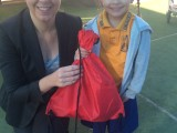 Graceville State School 'Crazy Socks & Shoes' National Walk to School Day